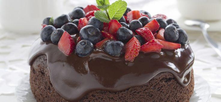 Chocoladetaart, 5 x chique en makkelijk