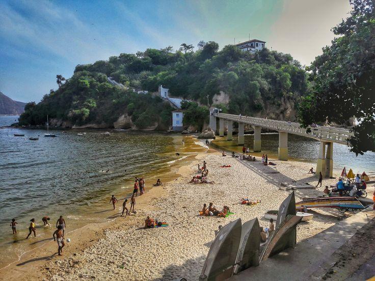 Ilha da Boa viagem em Niterói. Foto: Juh Oliveira.