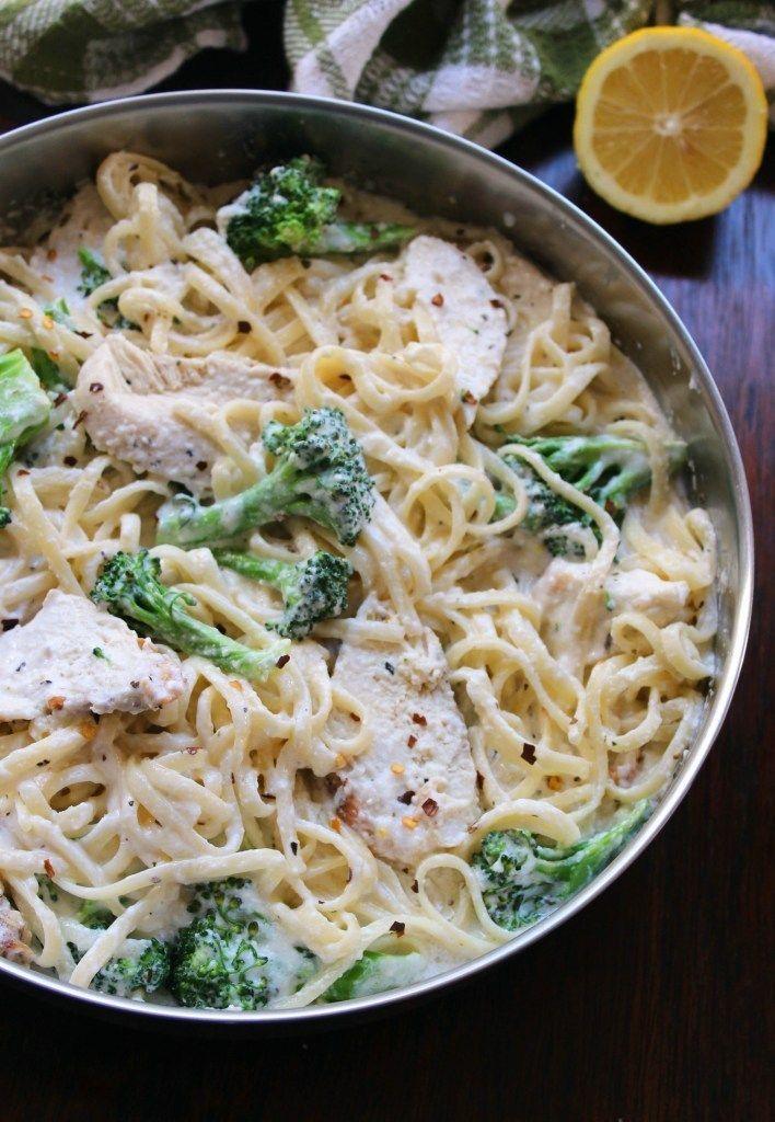 Chicken And Broccoli Alfredo  Recipe  Alfredo Recipe -2153