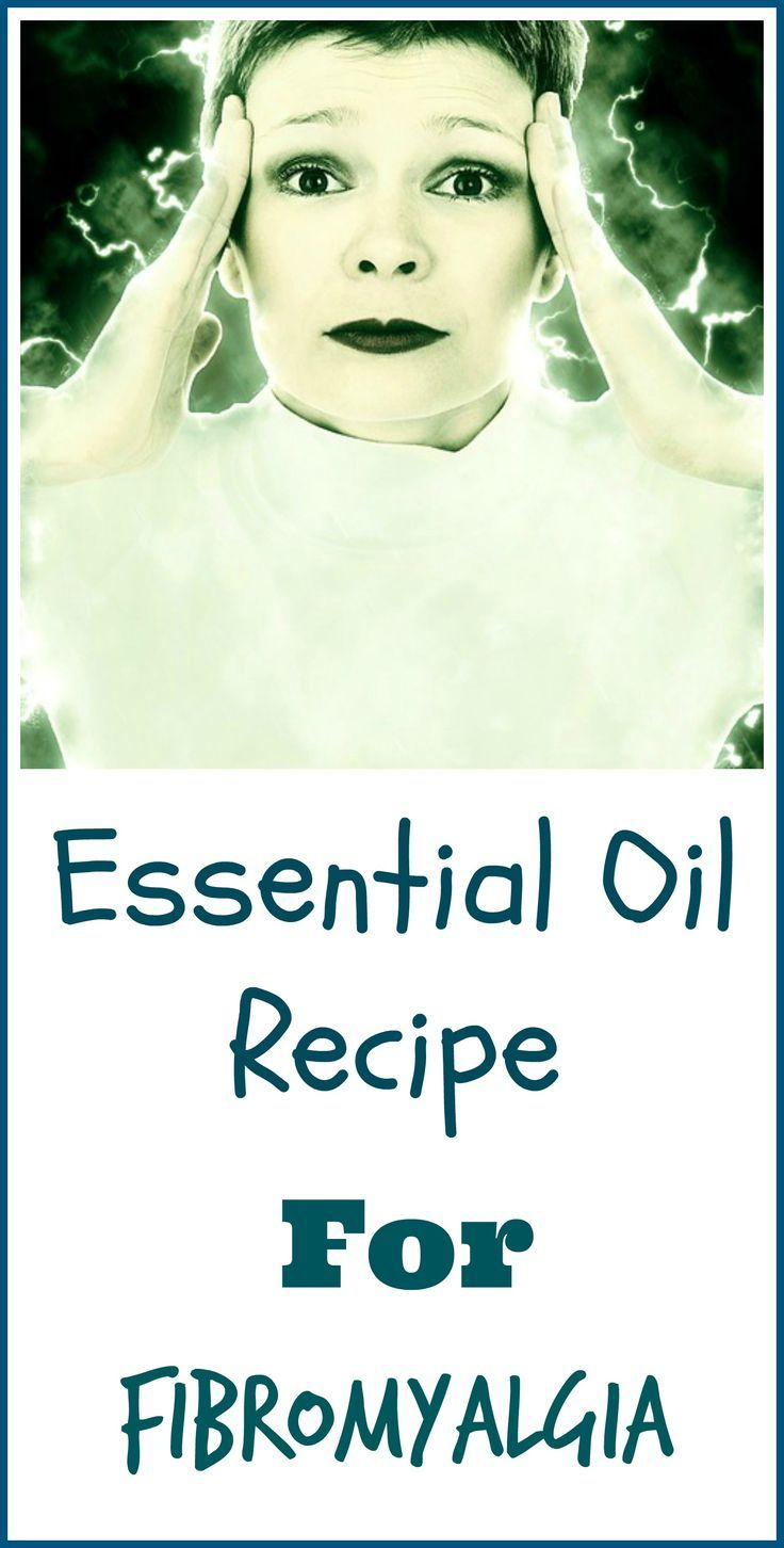 I suffer from a painful nerve condition that's mostly under control with a good diet and a lot of natural remedies. But, if my pain flares up, I reach for my essential oils.