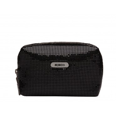 STATELY COSMETIC CASE - Mimco