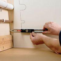 3 impressive tricks: Patterns for woodworking Tips for small woodworkshops