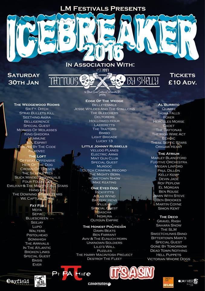 Icebreaker Festival 2016