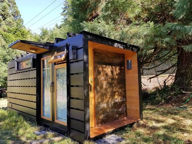 Modern Dwellings Container House Best Tiny House Shipping Container