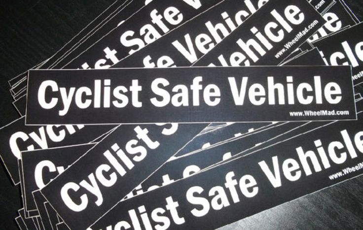 Cyclist Safe Vehicle