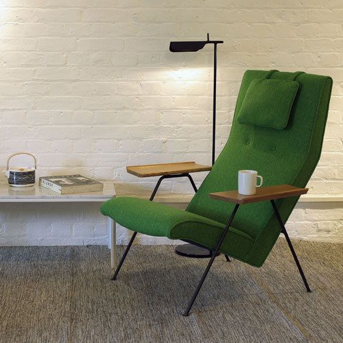 25 best ideas about retro chairs on pinterest midcentury chaise lounge cha - Chaise robin day habitat ...