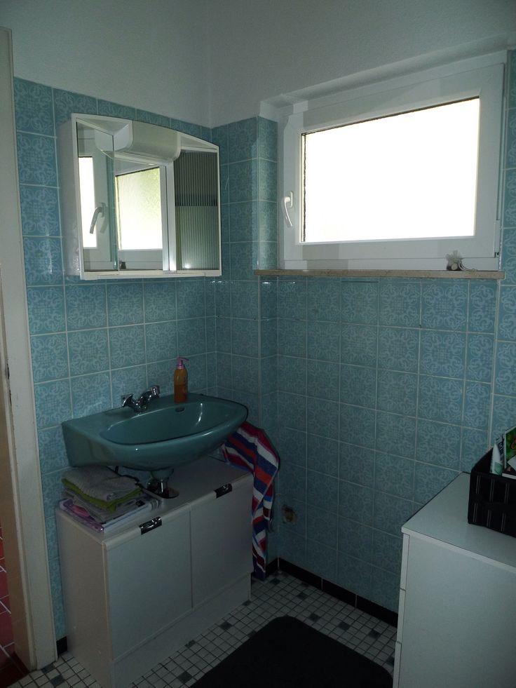 28 best Badezimmer Variante 50ies bunt images on Pinterest - dänisches bettenlager badezimmer