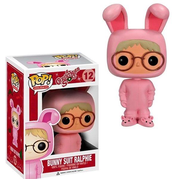 A Christmas Story Pink Bunny Ralphie Pop! Vinyl Figure