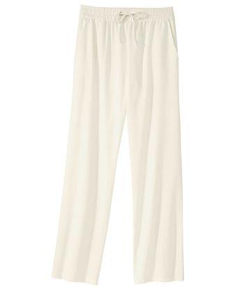 Les 25 Meilleures Idées De La Catégorie Pantalon En Lin Pour
