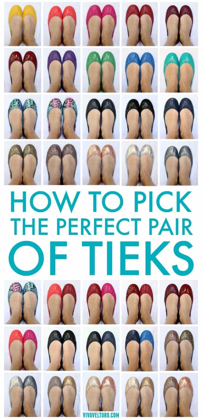 Tieks Shoes. How to pick the perfect pair.