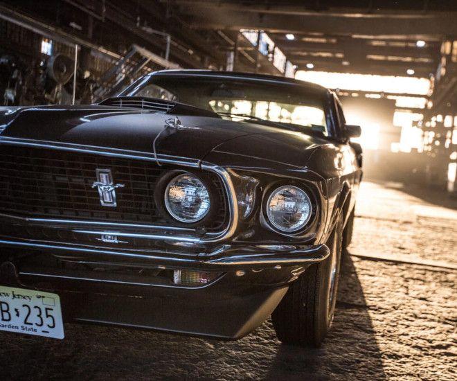 You Can Buy John Wick S 1969 Mustang Hitman Faithfully