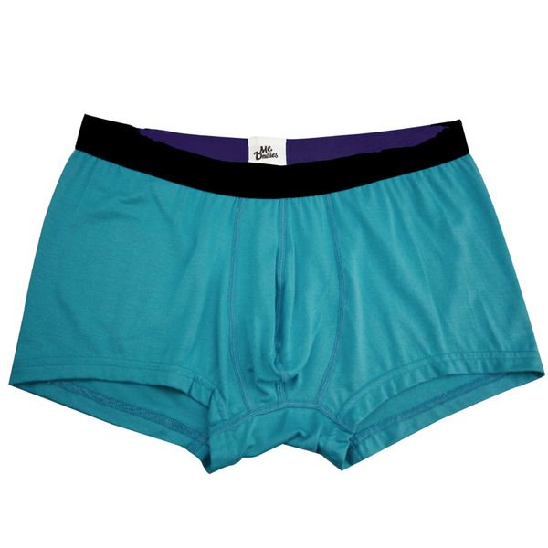 Men's Trunk in Biscay Blue