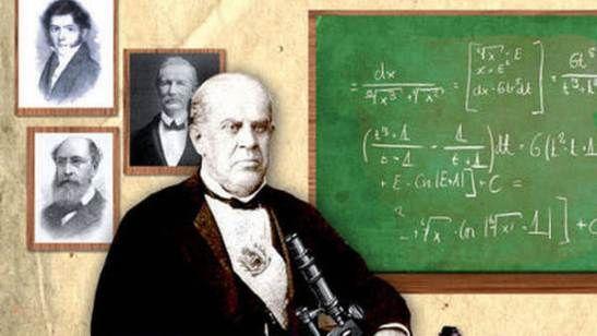 Domingo Faustino Sarmiento,Padre del aula y de la ciencia
