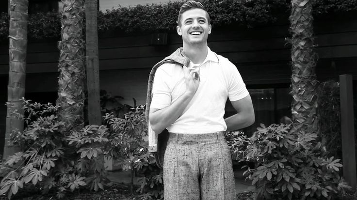 Robbie Rogers - Attitude Magazine - See more: http://www.acausedesgarcons.com/2014/03/le-footballeur-gay-robbie-rogers-en-couverture-dattitude-magazine.html