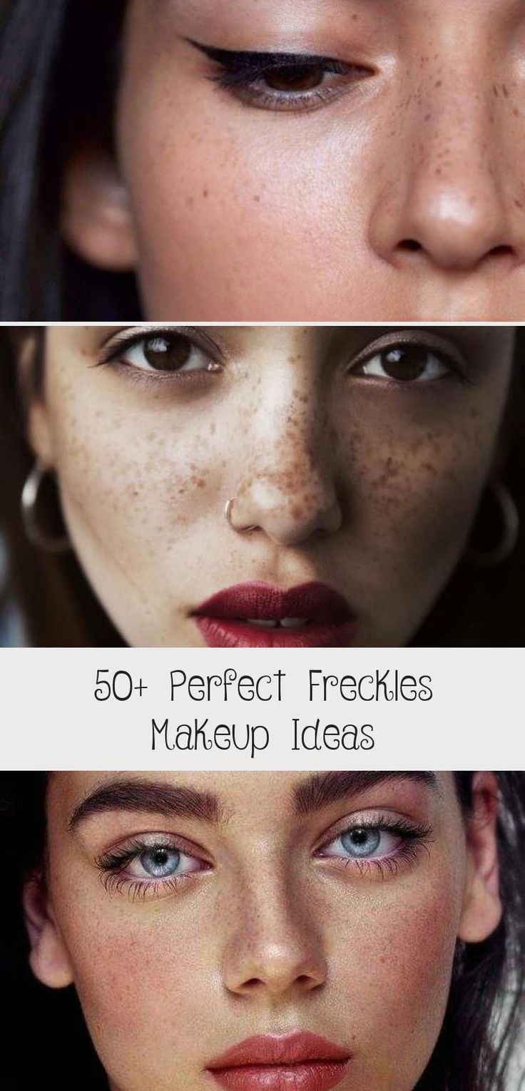 Pin by Abby Peddle on Makey Fake freckles, Beauty, Freckles
