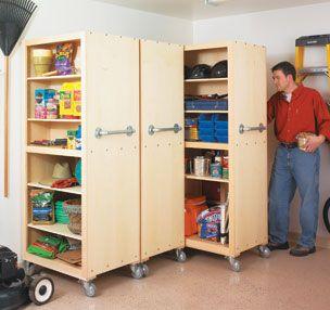 Workshop Storage | Woodsmith Plans                              …