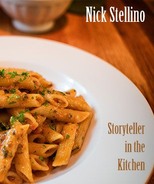 Nick Stellino - Welcome