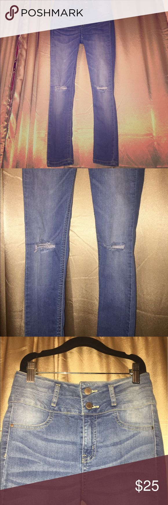 ✨black frieday sales✨Skinny jeans Very cute for everyday ware Charlotte Russe Jeans Skinny