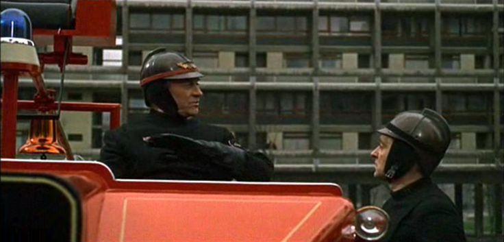 Fahrenheit 451 / François Truffaut / 1966