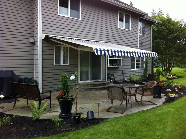 Awnings: Awesome Homemade Deck Awnings With Outdoor Deck Awning And Retractable Deck Awnings of The Deck Awnings for the Best Relaxation Place