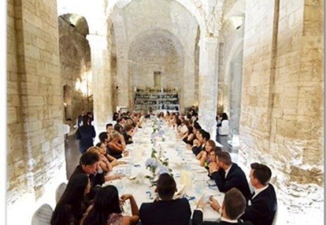 Le Tue Buone Feste a Tavola - News ed Eventi / Le Lampare al Fortino, ristorante Trani, ristoranti a Trani in Puglia, sale ricevimenti a Trani in Puglia