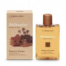 Meharées fürdő- és tusolózselé - Rendeld meg online! Lerbolario Naturkozmetikumok http://lerbolario-naturkozmetikumok.hu/kategoriak/testapolas/tusfurdok