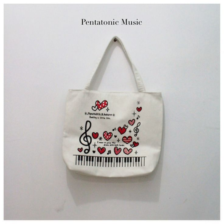 Dream & Music Bag Price : 80.000 IDR Follow Instagram : pentatonicmusic