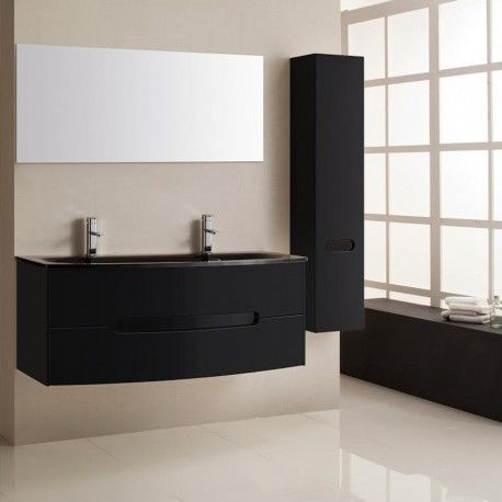 25 beste idee n over vasque noire op pinterest vasque lavabo d co sdb en lavabo design - Wastafel leroy merlin ...