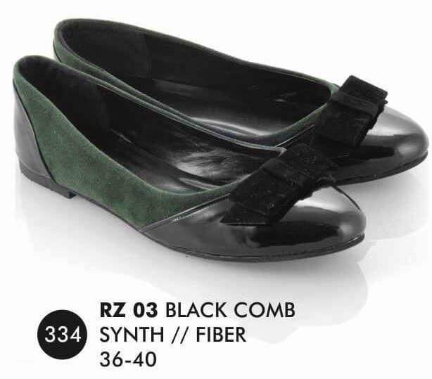 Deskripsi  Warna : Black Comb Ukuran yg tersedia : 36 - 40 Bahan : Sintetis SOL : FIBER