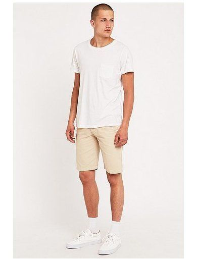 Carhartt Oskar Chino Shorts in Beige