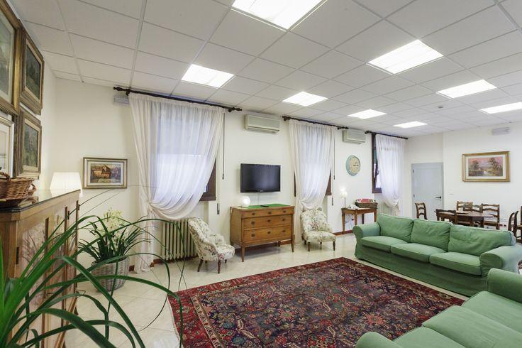 Salotto Hotel Casa del Pellegrino