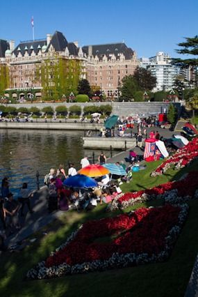 Victoria, British Columbia –Trip Highlights & Photography! — Oh She Glows