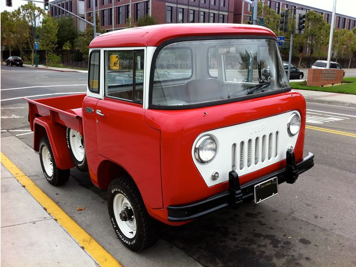 Types Of Jeeps >> Classic COE Jeep Original. | Off Road & Trucks | Pinterest | Jeeps, Old Trucks and Trucks