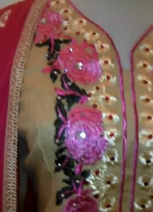 A vendre sur #vintedfrance ! http://www.vinted.fr/mode-femmes/autres/17660502-tenue-indienne-salwar-kameez