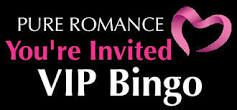 Tennessee: Public Ladies night out with pure romance  will be May 31. Doors open at 6.bingo starting at 630. Reservations required. $20 per person. pizza &drinks included. Everyone who attends will also be put in a drawing for a free 3 day 2 night trip. 10 rounds of bingo to win pure romance products & other games to play if time allows.Limited seating available!  No men or children allowed. MUST BE 18 OR OLDER TO ATTEND. ID required at the door to attend. 328 n woodland st Manchester