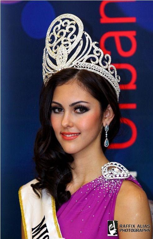 Kimberley Leggett, Miss Universe Malaysia 2012