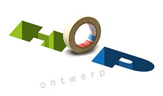 Hopontwerp logo huisschilder