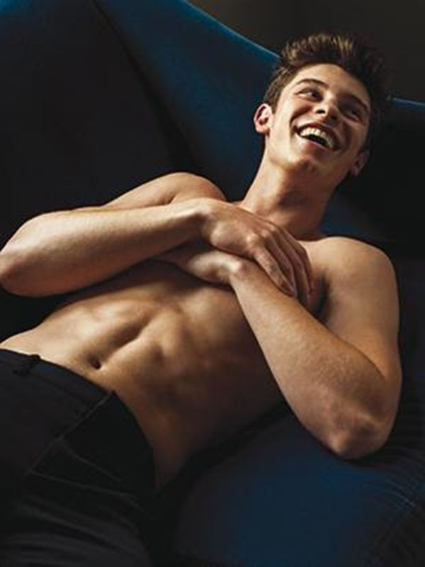 Shawn Mendes' Shirtless Shoot