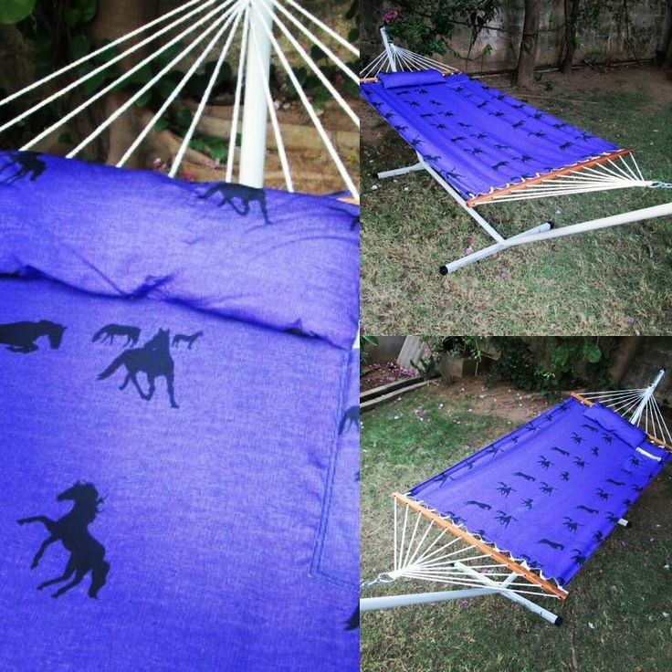 #printed #quilted #double #hammock #bed #beautiful #gardenfurniture #outdoorfurniture http://ift.tt/1T6I04d #amazon #sale #offer #amazonindia #dealoftheday #dealoftheweek