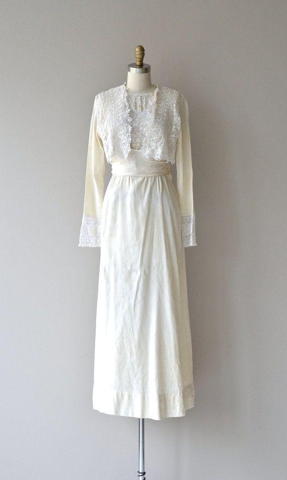 Best 25+ Edwardian wedding dresses ideas on Pinterest ...