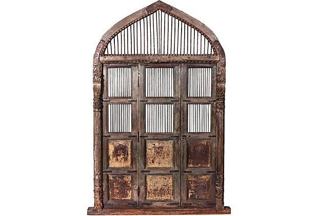 Divine Arched Doors   Russell Johnson  OneKingsLane.com