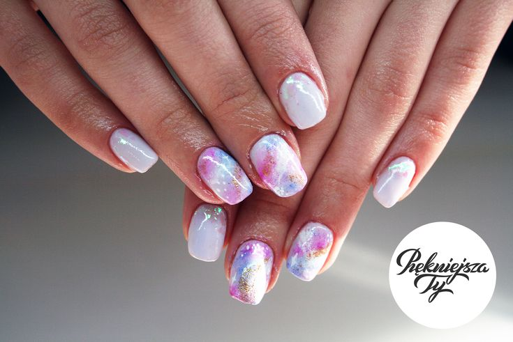 Manicure hybrydowy, #nails #manicure