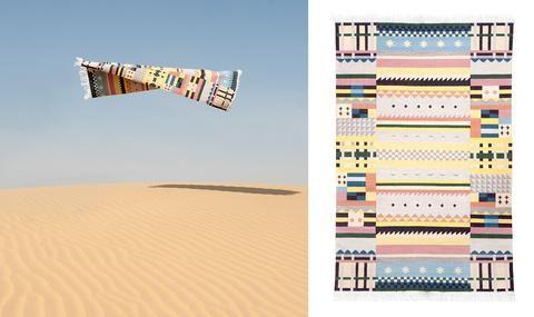 Magic Carpet Ride, Courtesy of Swedish Brand Oyyo