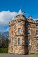 holyroodhouse Palace, James V's tower
