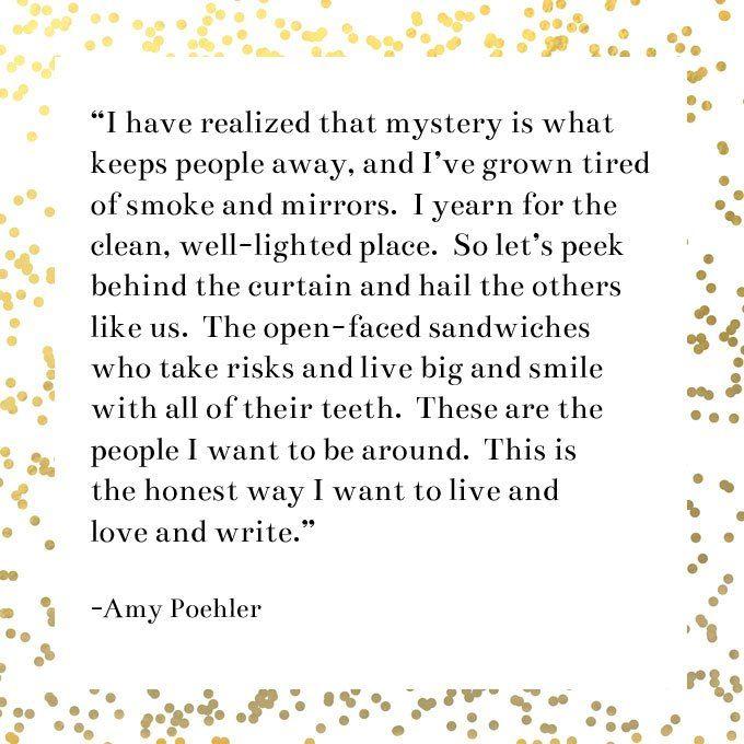 Amy Poehler - Yes Please