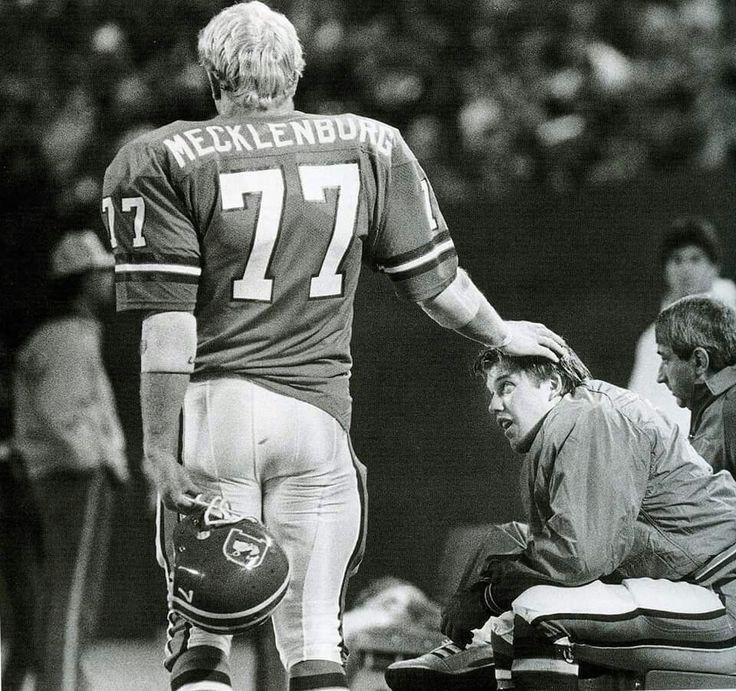 Denver Broncos/Carl Mecklenburg/One of my favorite Broncos!!