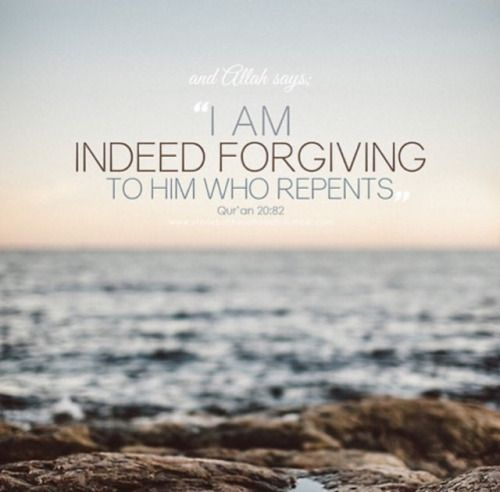 Know that Allah never tires of giving and forgiving, so keep repenting.  Say Astaghfirullah if you're online