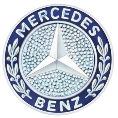 After we're able to, cycle through luxury cars...Mercedes Benz