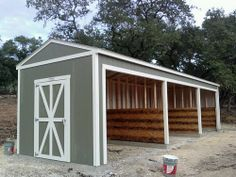 Best 25 horse shelter ideas on pinterest quick diy storage shed loafing shed but with a big sliding door this could go out in the pastures as a shelter storm shelter for when the weather comes up fast theres no ccuart Image collections