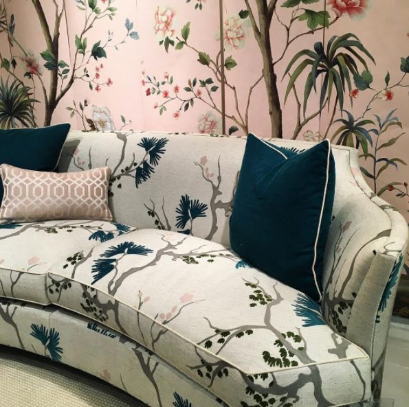 Top Design Trends From #HPMKT 2017   Inspired To Style Elite Furniture  Gallery NC Furniture. High Point ...